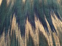 手織シルクのショール - ダイアリー
