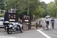 リベンジ西から上る麦草峠 - SAMとバイクとpastime