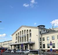 バルト3国紀行(2)ヴィリニュスでまたしても待ち合わせにしくじる - 本日の中・東欧