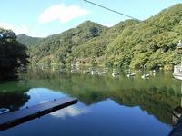2018年10月7日間瀬湖 - バクバク!ヘラブナ釣行記