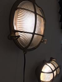 ARTWORK STUDIOから屋外用 Beach House Wall Lamp - GLASS ONION'S BLOG