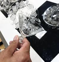 西洋の美(ヨーロッパアンティーク展)岩田屋新館6階 - Table & Styling blog