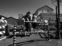 踏切横断 - 節操のない写真館