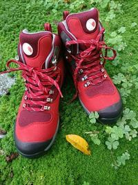 登山靴買いました - めぐのお散歩日記