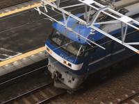 まさかのニューカラーEF210-107!! - 子どもと暮らしと鉄道と