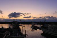 いつかの夜明け前。 - 青い海と空を追いかけて。