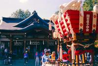 萩原天神 秋祭り - mglss studio photography blog