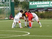 県女子U18フットサルリーグ(Bチーム) 第7節 - 横浜ウインズ U15・レディース