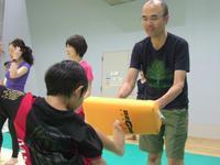 体育の日イベント - 子ども空手×杉並 六石門 らいらいブログ