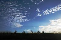 「空と風と光る雲」の仕上げのレタッチ - スポック艦長のPhoto Diary