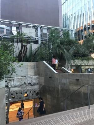 9月の東京旅 2. 話題のスポット 銀座ソニーパーク & 銀座ウエストにてお茶 - マイ☆ライフスタイル
