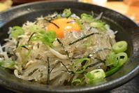 大阪府内で新鮮な生シラスが食べられる きんちゃく屋 - 今日はなに食べる? ☆大阪北新地ランチ