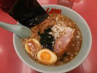 プレミアム醤油とんこつ5(山岡家新道店:2018年188杯目) - eihoのブログ2