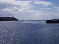 日曜日は天草下島久玉浦へクロ釣りに行く - ステンドグラスルーチェの日常