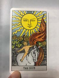 今日のカード(一日を振り返る) - ETERNAL FLAME