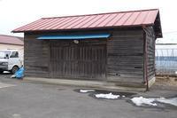 倉庫、という小屋。 - とうほく小屋の写真帖