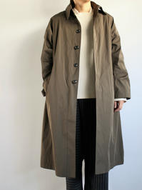 GRANDMA MAMA DAUGHTERSOUTIEN COLLAR COAT with liner - 『Bumpkins putting on airs』