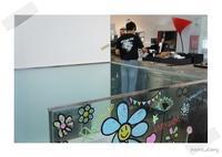 JEJU*GD旅day2③素敵なカフェスペースと噂の限定Tシャツ♪ - **いろいろ日記**