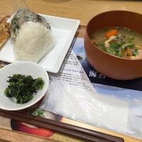 6日 おむすびと豚汁@膳七 LECT - 香港と黒猫とイズタマアル2