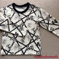 さらに通学Tシャツ - nukunukumade