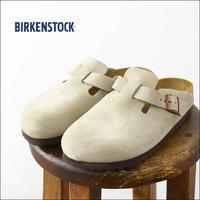 BIRKENSTOCK [ビルケンシュトック正規販売店] BOSTON SOFT FOOTBED TAUPE [GC560773] ボストン・ソフトフットベッド・レザーサンダルLADY'S - refalt blog