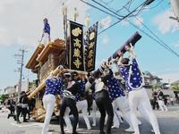 2018 陶器大宮御祭禮 高蔵寺 試験曳き - Photo of the Weekend