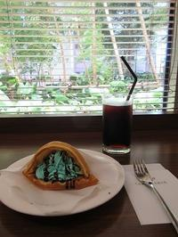 CAFE DE CRIEでチョコミント~♪ - a&kashの時間。