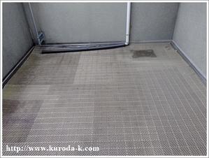 3階ベランダの床を解体作業しています!八王子市M様邸 - 黒田工務店日記