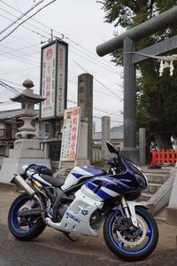 上野国,完結編 - SV400Sカスタムの記録