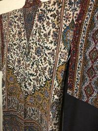 「ペルシャ更紗羽織」 - 中村かをる創作帯屋