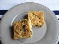 <イギリス菓子・レシピ> へヴァ・ケーキ【Hevva Cake】 - イギリスの食、イギリスの料理&菓子