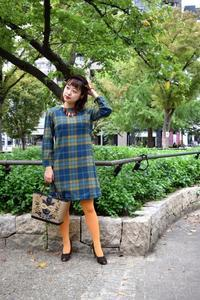 ●○vintage check girl ○● - NUTTY BLOG
