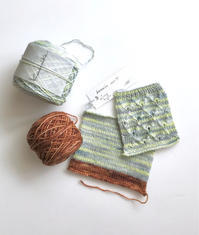 もう一足靴下を - セーターが編みたい!