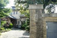 和歌山市の島村家住宅 - レトロな建物を訪ねて