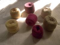 秋冬手織りストールTOMOSHIKIさんへ - 手作り工房 こるり