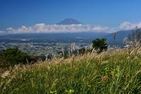 足柄峠からの富士山 - 風とこだま
