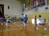 20181008_練習試合 - 日出ミニバスケットボール