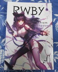 RWBY アンソロブレイク編(英語版) - モアイ表ブログ