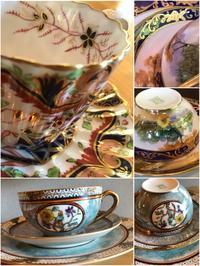 小鳥と遊べるCafe「美味しい珈琲は素敵なカップでどうぞ!」編 - ドライフラワーギャラリー⁂ふくことカフェ