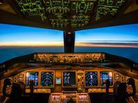 【10/27~】ボーイング777‐300ERフライトシミュレーターでプロパイロット操縦見学&エアバス320キャビンモックアップ体験 - 日帰りツアー・社会見学・東京観光・体験イベン
