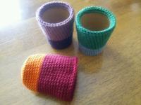 毛糸のカラーカップ - mattarieの種。
