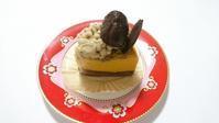 アロースイーツさんの特別栗ケーキ, Special cakes of Arrowsweets - latina diary blog