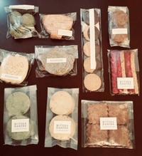 10月10日(水)の営業時間は…17:00~20:00です。ミトラカルナさんの焼菓子が到着しております♪♪ - miso汁香房(ロジの木)