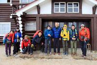 北アルプス縦走と安曇野市視察トリップ - ヤムナスカ Blog