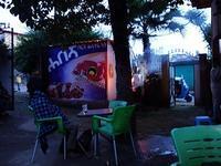 ゴンダールの夕食はアリチャ、そしてタッジ - kimcafeのB級グルメ旅