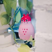 Boo Bear Pink by Andrea Kang - 下呂温泉 留之助商店 入荷新着情報
