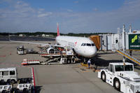 アシアナ航空でバルセロナへ 成田ー仁川ーバルセロナ ビジネスクラスの機内食と機材 OZ107 A321-200 OZ511 B777-200ER 2018年9月 バルセロナの旅(1) - ピンホール写真 Pinhole Photography 旅(非日常)と日常(現実)