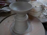 茶碗を引いてみた - 冬青窯八ヶ岳便り