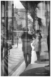 ガラス越し - BobのCamera