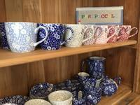 オーデルゲムでお渡し可。バーレイ陶器在庫 - ベルギーの小さなおみせ PERIPICCOLI